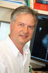 Dr. Thilo Töllner ist Leitender Arzt der Mammadiagnostik im MVZ Klinik Dr. Hancken.