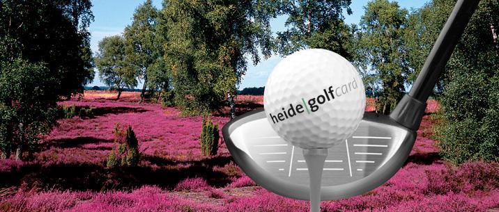 Heide Golf-Card