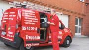 """Firma Nowak hat 18 Teams am Start – Die """"Grüne Treppe"""" beschäftigt zusätzlich Mikroorganismen"""