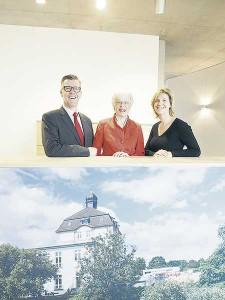 Lars Meyer, Geschäftsführer der Puhst KG, lenkt die Geschicke des Unternehmens künftig gemeinsam mit seiner Cousine Carola Jungwirth. Seine Mutter, Heidi Tillmanns, bleibt Gesellschafterin.