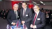 v.l.-G.-Hungbauer,-Minister-O.-Lies,-J.-Enkelmann_WLG-u.-Pokalen