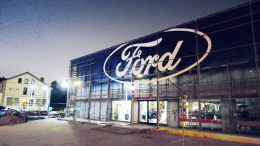 Ford Store in Harburg