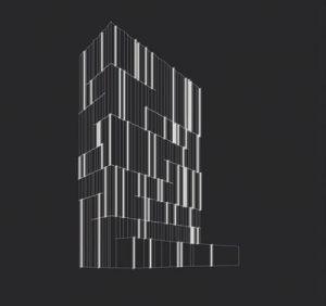 Fassadenentwurf