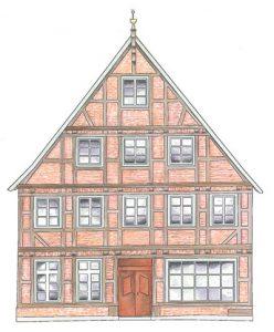 Bornemannsche  Haus