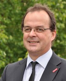 Prof. Dr. Dieter Jahn tritt zum 1. April 2017 das Amt des Präsidenten der Technischen Universität Hamburg in Harburg an. Foto: privat
