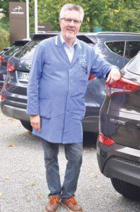 Klaus Nieper (Serviceberater Hyundai):