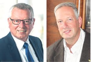 Von Michel Rausch & Gerd Hubert (links)