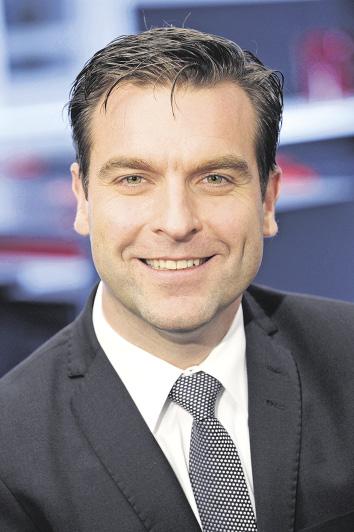 Erik Peuschel, Mitglied der Geschäftsleitung bei Engel & Völkers Commercial Hamburg.