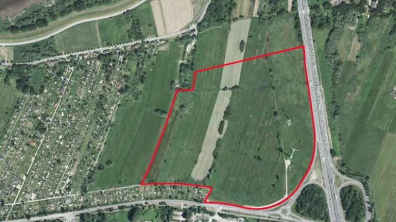 Luftbild: Landesbetrieb Geoinformation und Vermessung