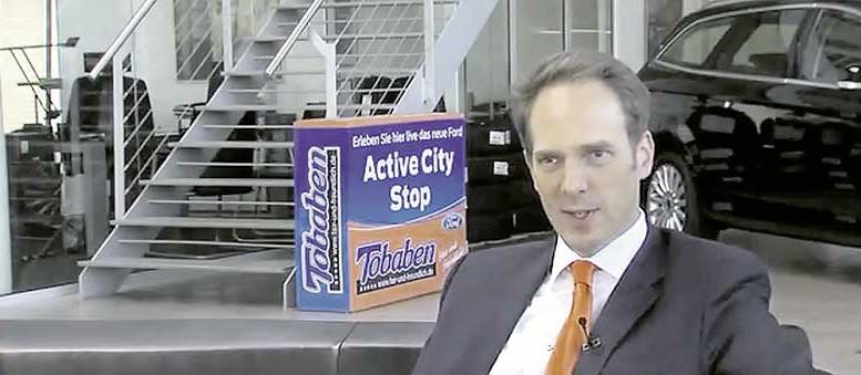 Geschäftsführer Jan Busse