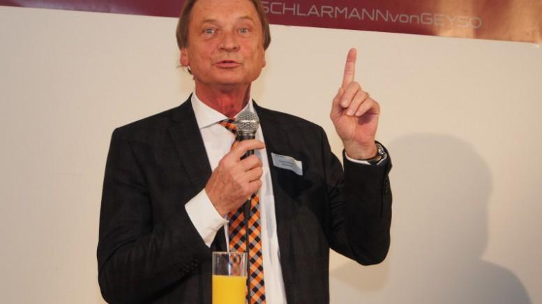 Rat vom Fachmann: Günter Erdmann.