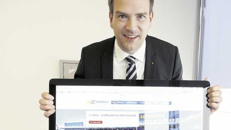 Spezialist für e-commerce: Henrik Steffen