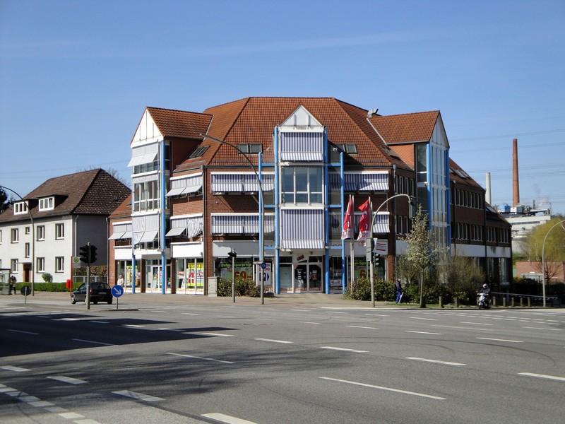 Harburg hier zieht ein bildungsinstitut ein business for Hippes hotel hamburg