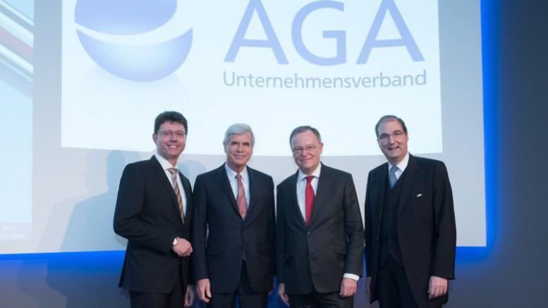 Foto: AGA Unternehmensverband