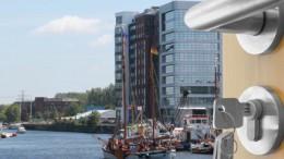 Der channel hamburg e.V. veranstaltet am Freitag, 22. April 2016 von 13 bis 20 Uhr ein Fest zum Start des Wohnens im Harburger Binnenhafen