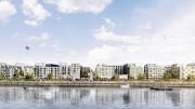 Visualisierung: Hafencity Hamburg