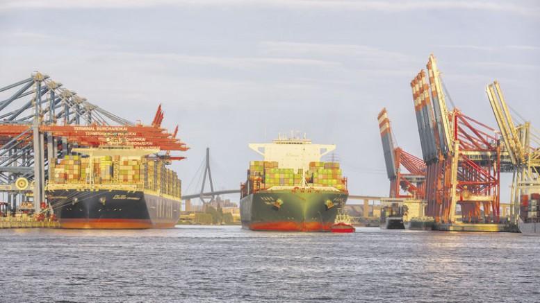 Foto: Hafen Hamburg / Peter Glaubitt