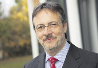 Jürgen Enkelmann, Geschäftsführer der Wirtschaftsfördergesellschaft mbH für Stadt und Landkreis Lüneburg