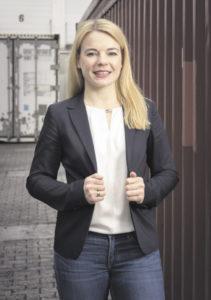 Sina Schlosser, Geschäftsführerin Speditions-Assekuranz Versicherungsmakler GmbH
