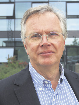 Rainer Forsbach hat die Hansen Hallen GmbH 2015 als Geschäftsführer übernommen.