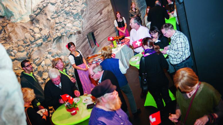 Schweizer Bergfest im Klimahaus Bremerhaven