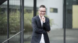 Alexander Höhn bereitet als Coach Veränderungsprozessen den Weg und begleitet Unternehmen auf diesem Weg