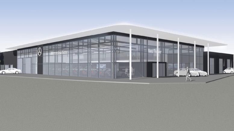 Die neue Tesmer-Filiale in Stade