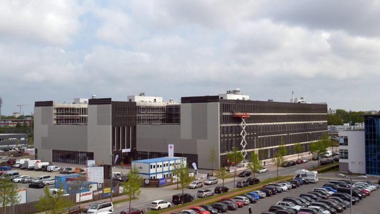Forschungszentrum EcoMat in Bremen