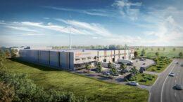 Visualisierung: Goldbeck Nord GmbH